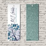 Free Bookmark Printable, Bookmark A