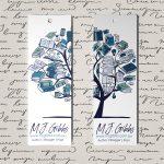 Free Bookmark Printable, Bookmark B