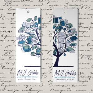 Free Bookmark Printable, Bookmark B