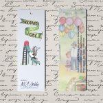 Free Bookmark Printable - Bookmark E