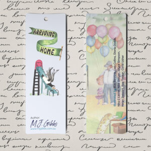 Free Bookmark Printable - Bookmark E