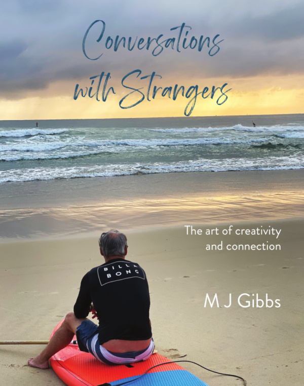 Conersations with Strangers - Front Cover
