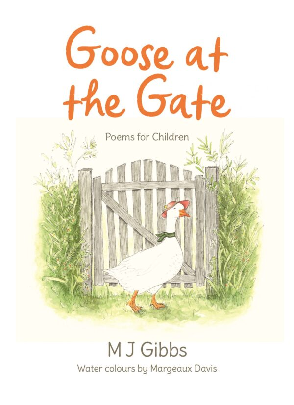 Goose at the Gate - Front Cover