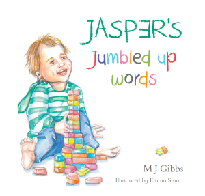 Jasper's Jumbled Up Words (Cover)